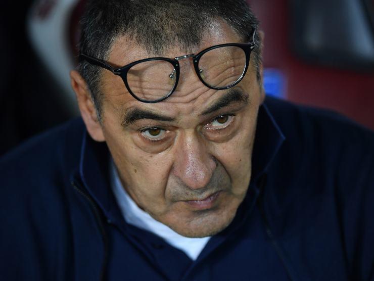 Maurizio Sarri laureato