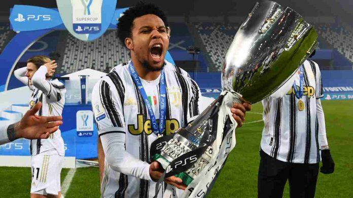 Mckennie Coppa Italia - Getty Images