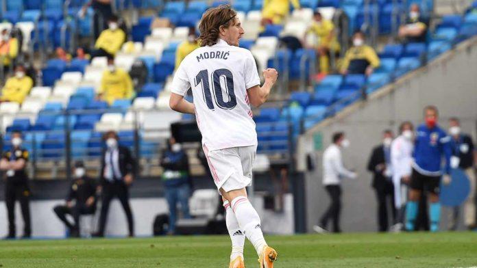 Luka Modric - Getty Images