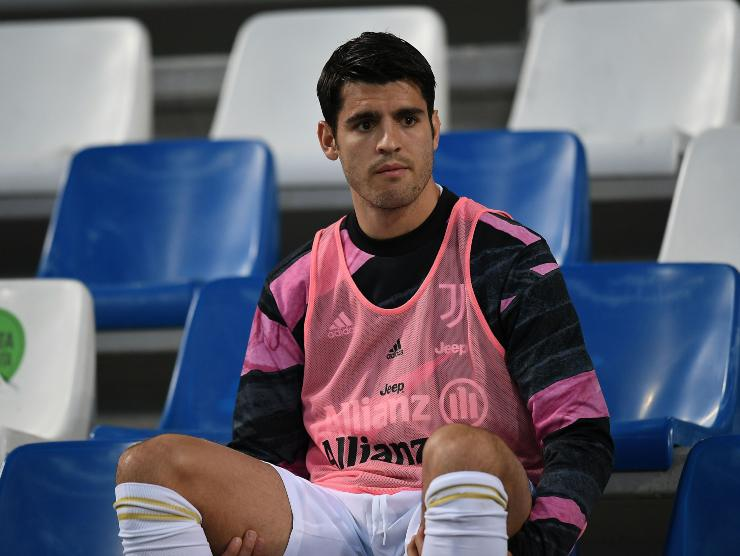 Morata - Getty Images