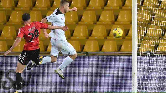 Pobega gol Benevento - Getty Images