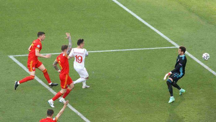 Primo gol annullato europei