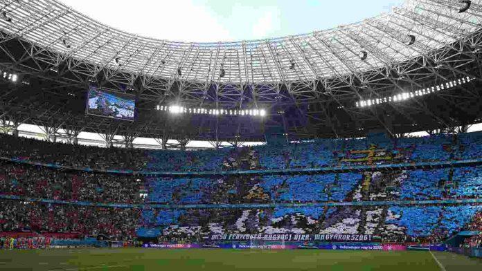 Puskas Arena Euro 2020