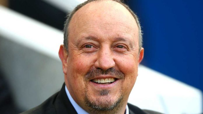 Rafa Benitez Everton Liverpool