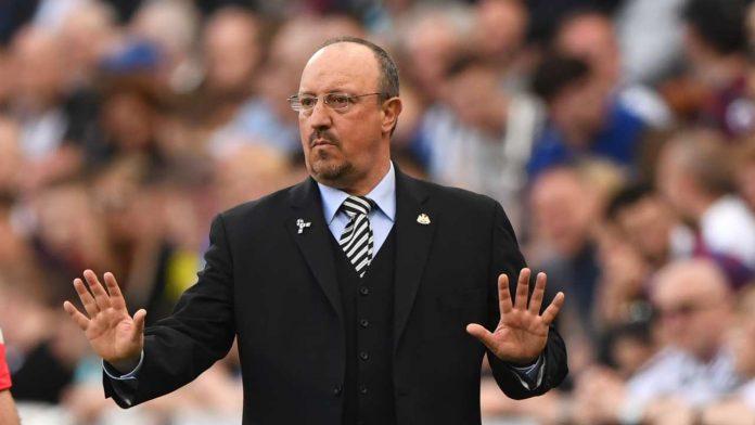 Rafa Benitez minacce Everton