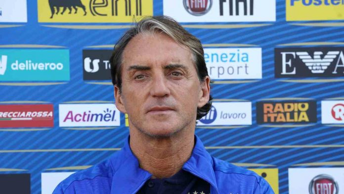 Roberto Mancini Raspadori Paolo Rossi