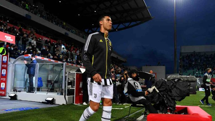 Cristiano Ronaldo - Getty Images