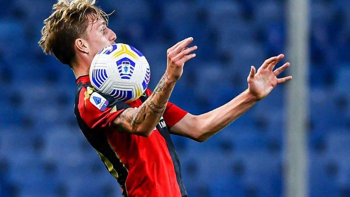 Rovella stoppa pallone - Getty Images