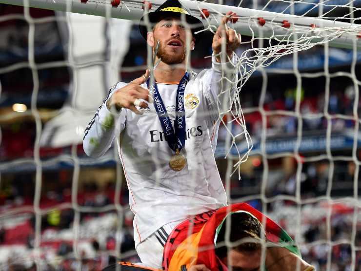 Sergio Ramos - Getty Images