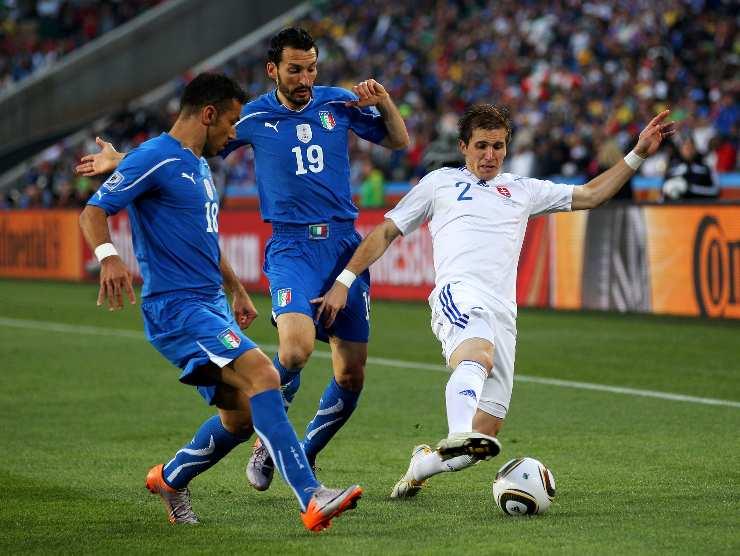 Slovacchia Italia