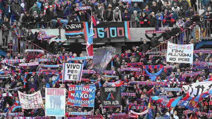 Tifosi Catania calcio