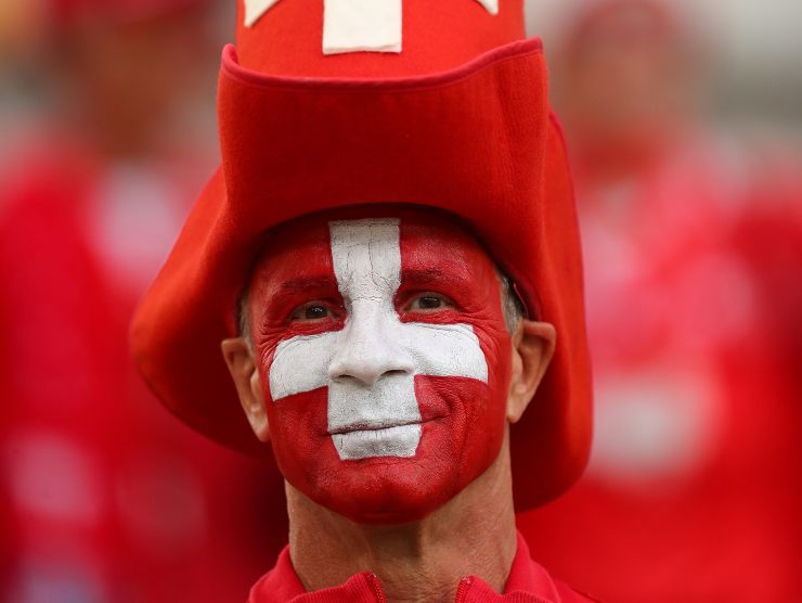 Tifosi Svizzera