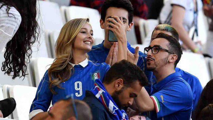 wags italia euro 2016