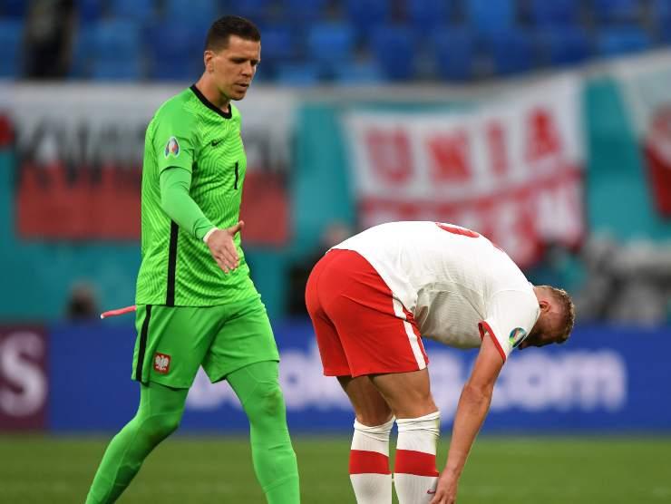 Wojciech Szczesny Euro 2020