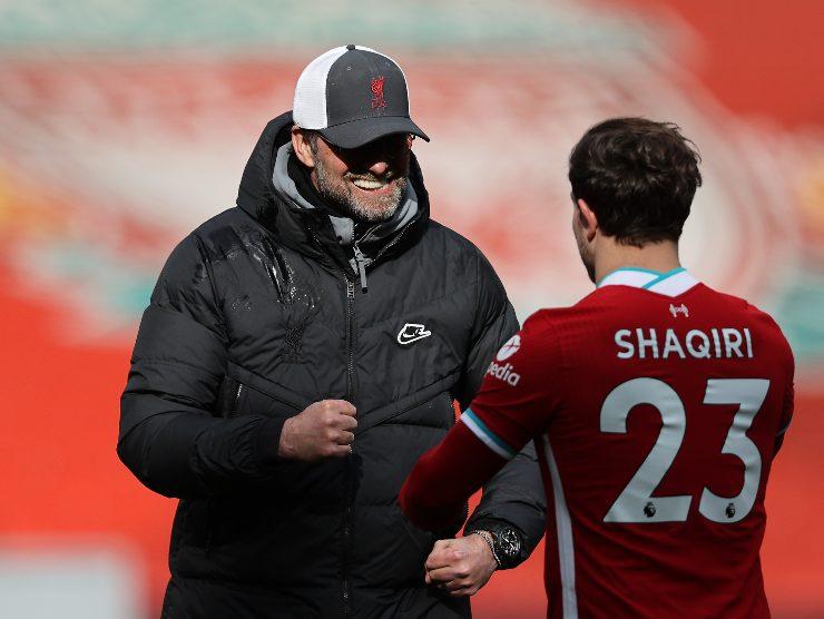 Xherdan Shaqiri Liverpool (GettyImages)