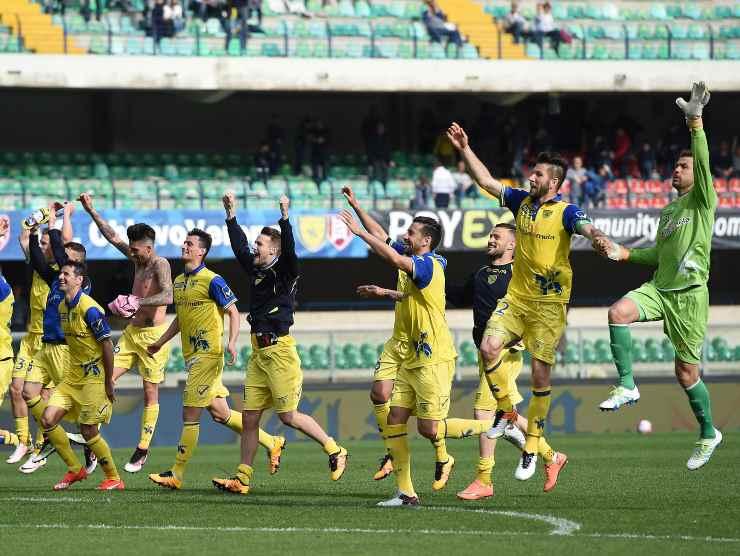 Chievo esulta - Getty Images