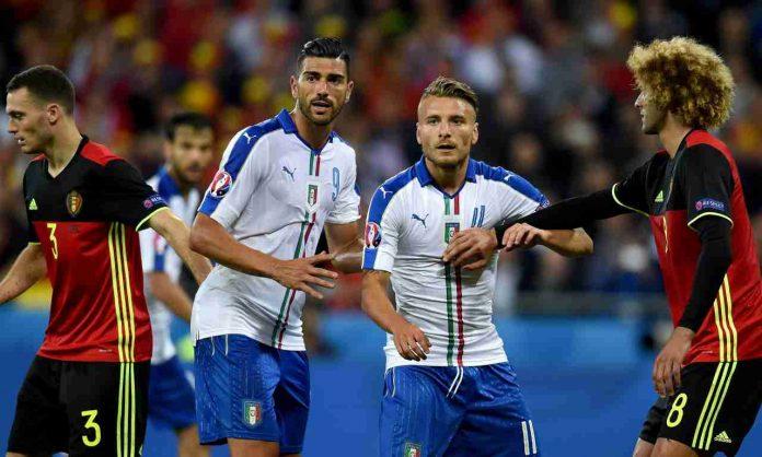 Italia Belgio
