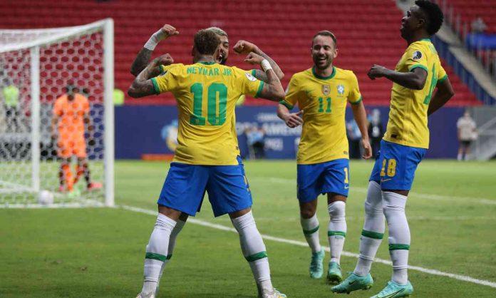 brasile accusa copa america