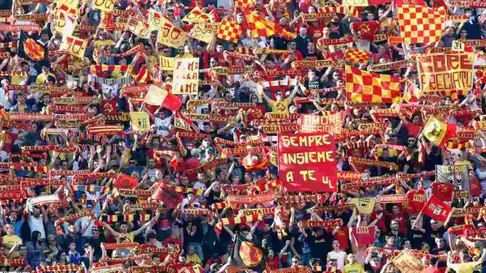 I tifosi del Lecce - Getty Images