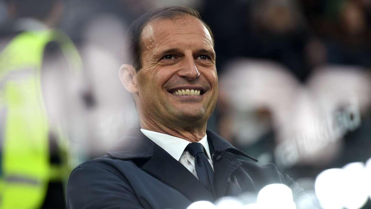 Allegri Insigne Juventus