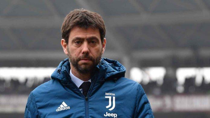 Mercato Juventus, Andrea Agnelli in primo piano