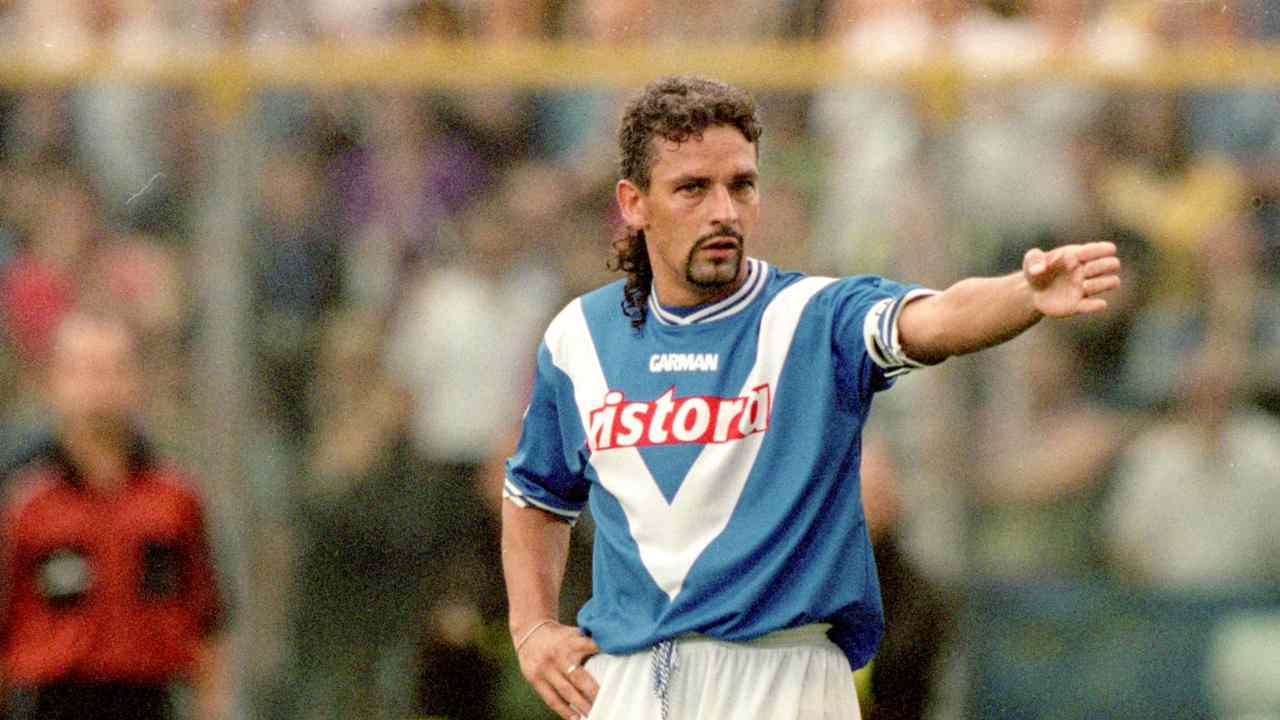 Baggio - Getty Images