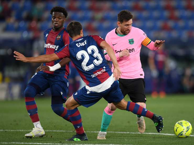 Barcellona maglia trasferta