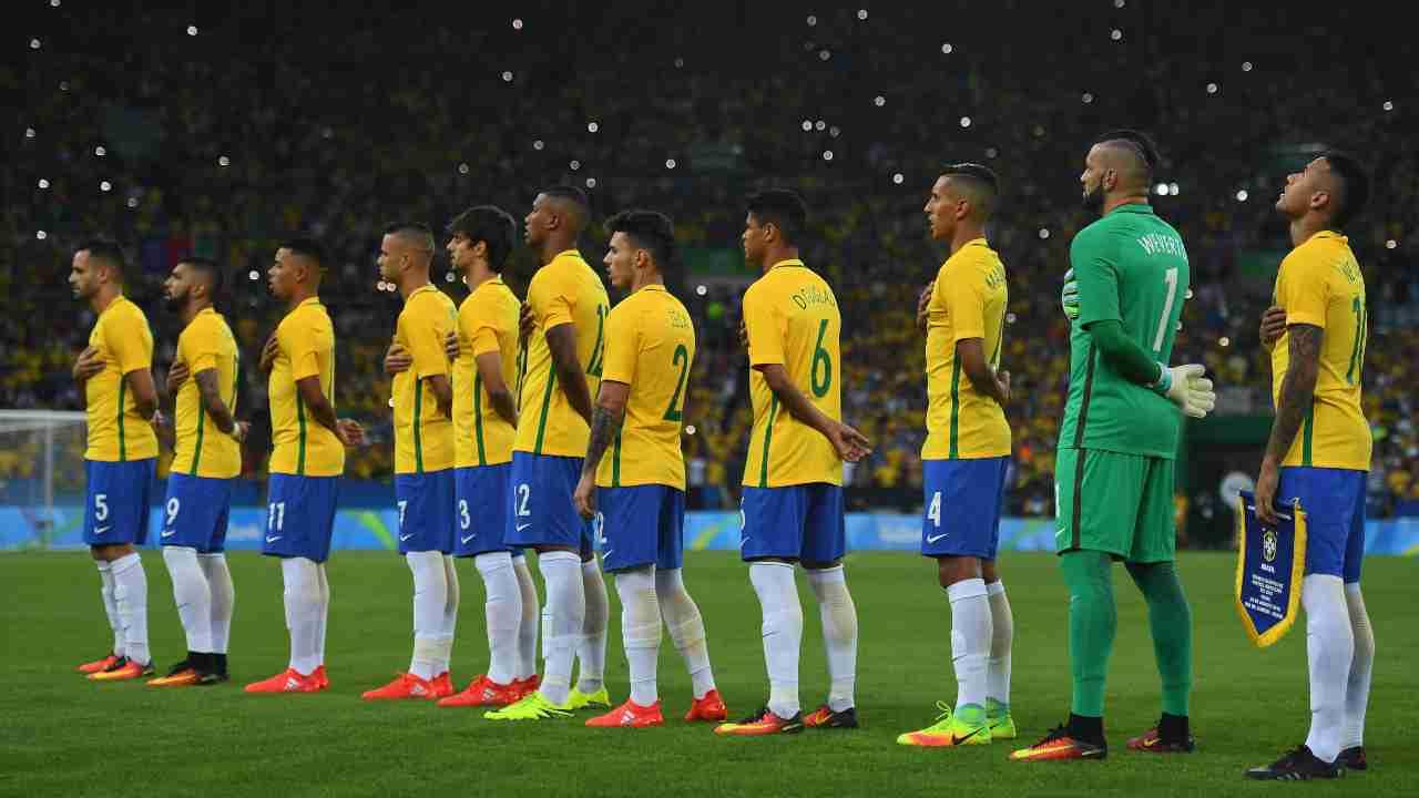 Brasile Olimpiadi Rio