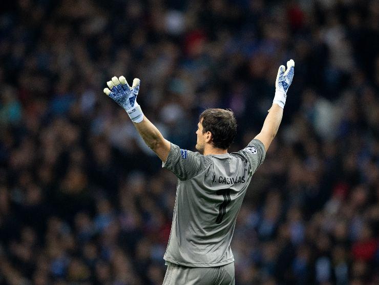 1 de julio Campeón de España de Portero Iker Casillas - Getty Images
