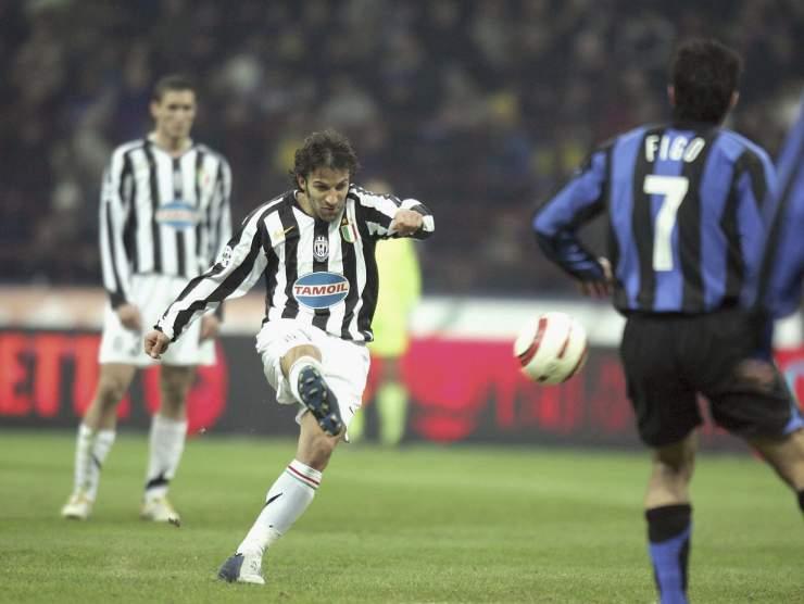 Del Piero gol a giro