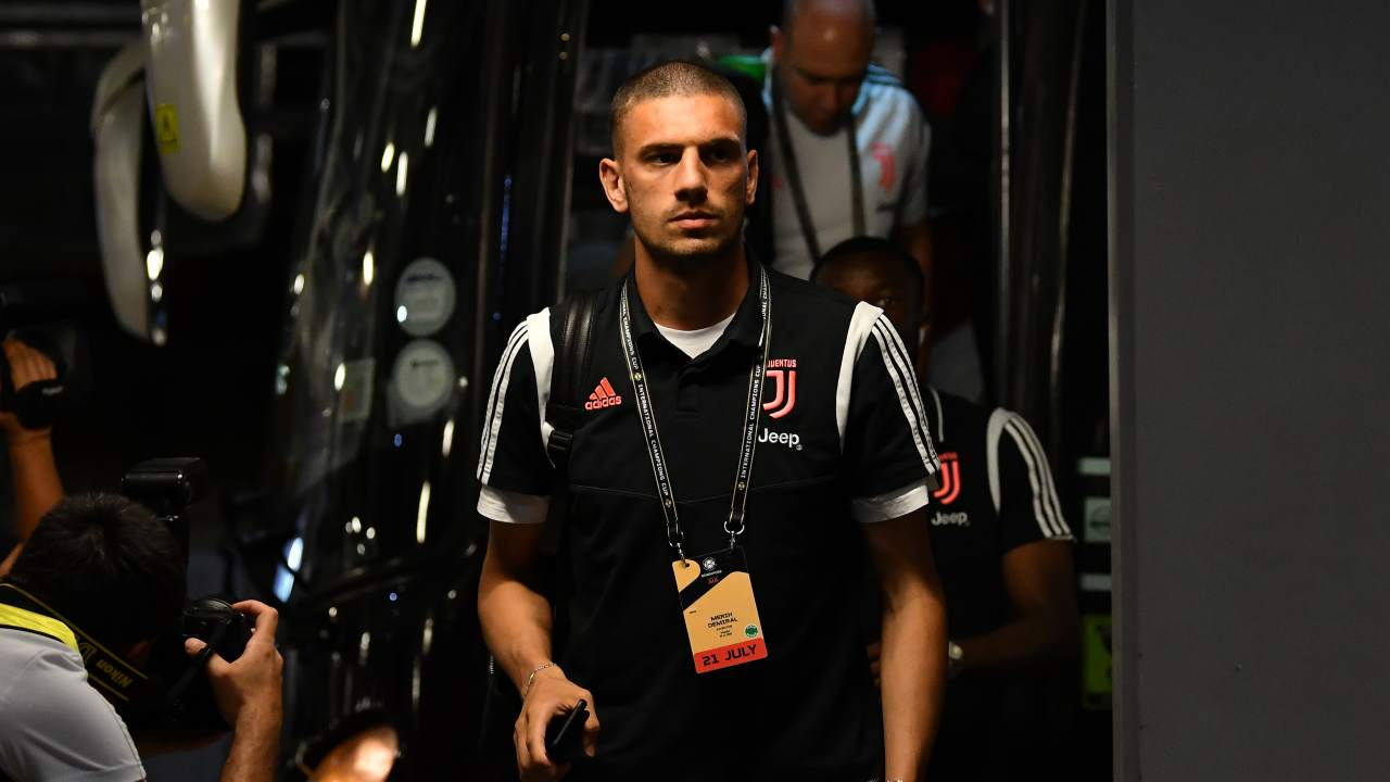 Demiral dal pullman - Getty Images
