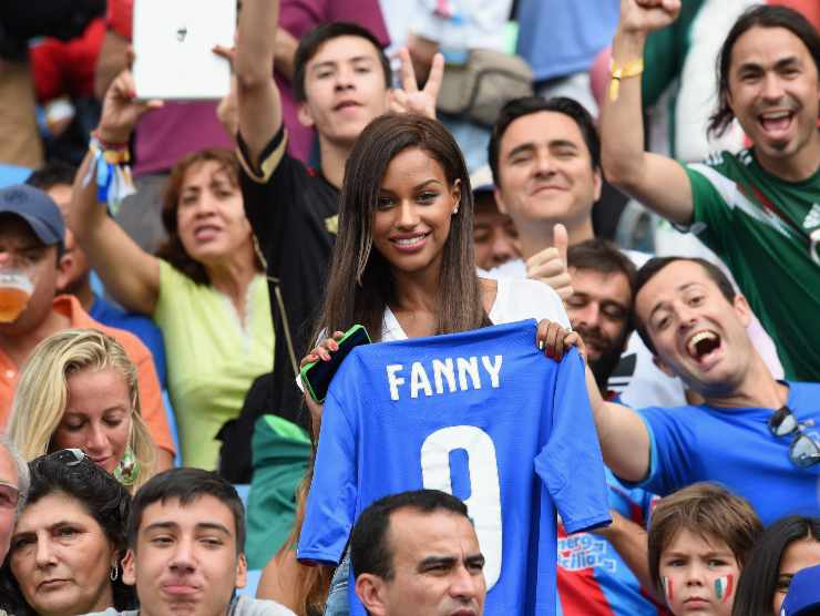 Fanny fidanzata Balotelli