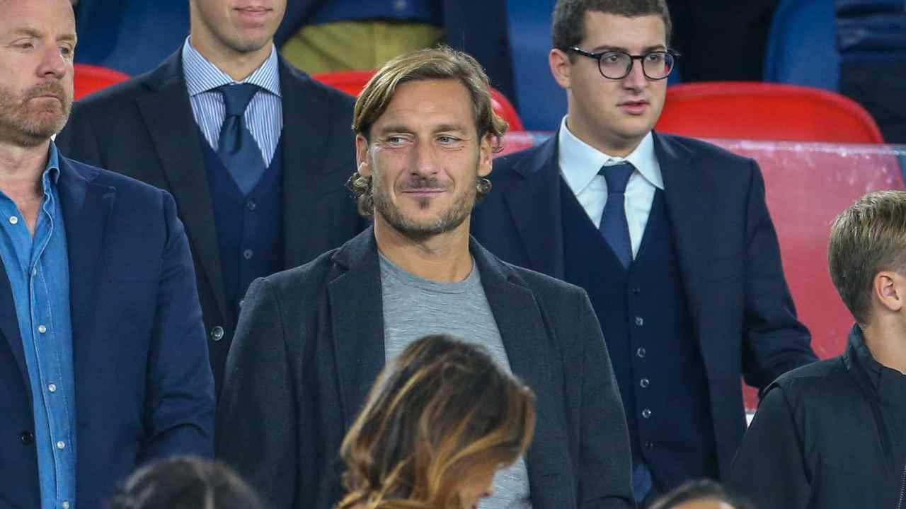 Francesco Totti look