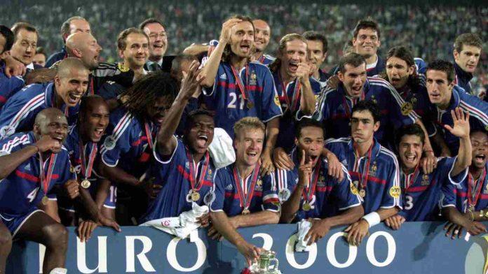 Francia campione 2000 - Getty Images