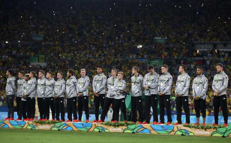 germania olimpiadi convocazioni