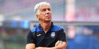 Calciomercato, Gian Piero Gasperini a braccia conserte