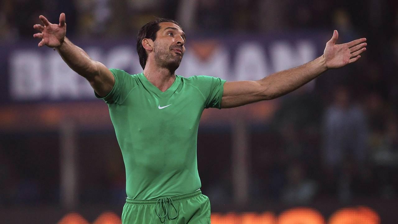 Gigi Buffon - Getty Images