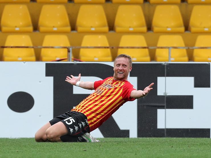 Glik al Benevento - Getty Images