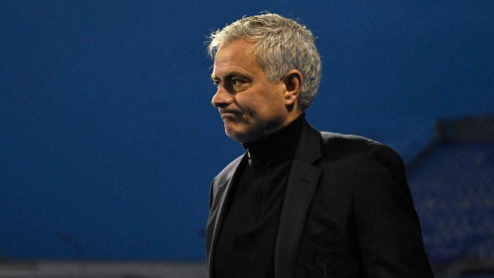 mourinho Roma Inter