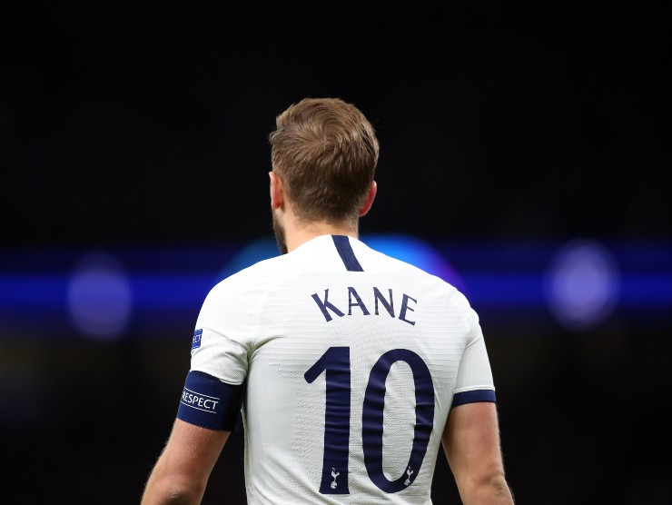Harry Kane - Getty Images