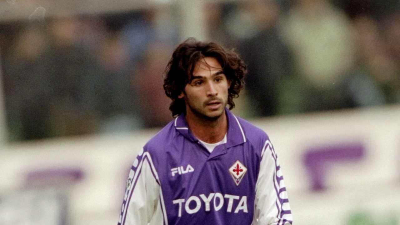 Lele Adani Fiorentina