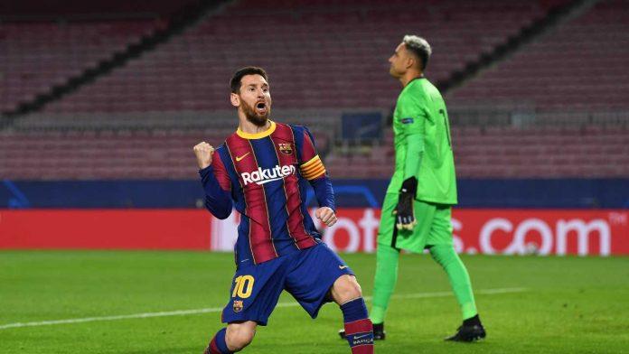Leo Messi Barcellona rinnovo