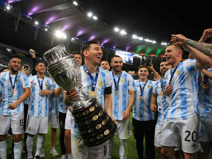 Leo Messi Copa America