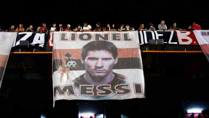 Leo Messi Newell's