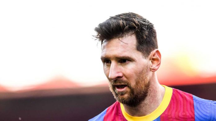 Leo Messi rinnovo Barcellona
