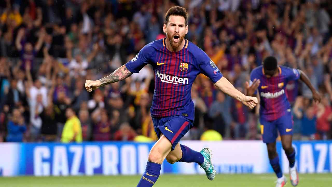 Leo Messi - Getty Images