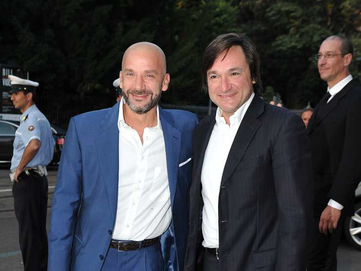 Luca Vialli Fabio Caressa