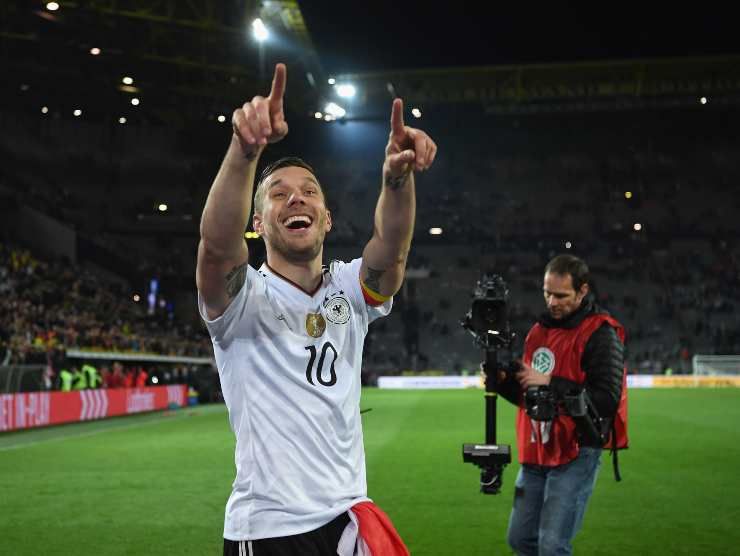 Lukas Podolski Germania