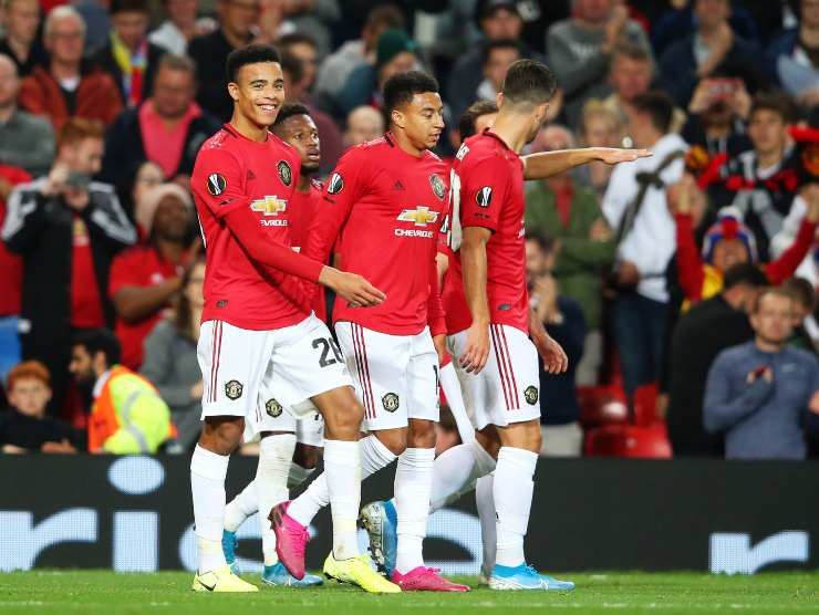 Manchester United - Getty Images