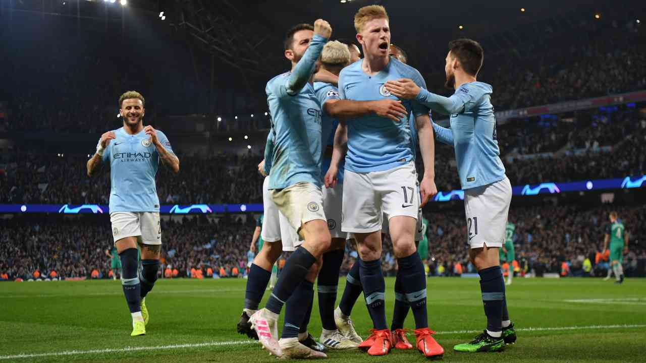 Manchester City - Getty Images